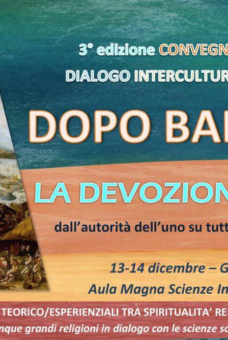 convegno DOPO BABELE 2018